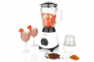 Bosco Glass jar blender 500w